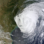 Hurricane Isaac Makes Its Second Poster