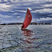 I Am Sailing V2 Poster