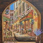 I Love Venice Poster