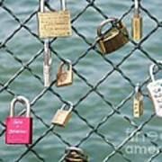 I Love You Paris Poster