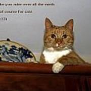 I Shall Make You Ruler Poster