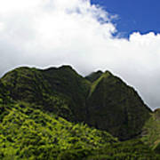 Iao Valley Poster