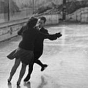 Ice Waltz Poster