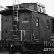 Icg Caboose Poster