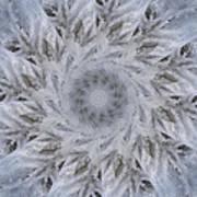 Icy Mandala 2 Poster