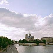 Notre Dame Paris Poster