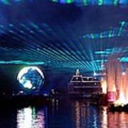 Illuminations Reflections Of Earth Poster