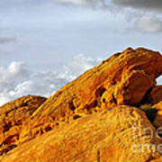 Imagination Runs Wild - Valley Of Fire Nevada Poster by Christine Till