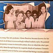 Imelda Marcos 1967 Poster by Glenn Bautista