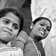 Indian Girls Poster