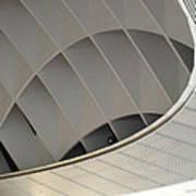 Inside Fuji Building Poster