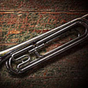 Instrument - Horn - The Bugle Poster
