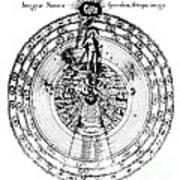Integrae Naturae, 17th Century Poster