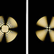 Interference Patterns Poster