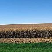 Iowa Landscape Iv Poster