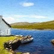 Irelands Beauty Poster