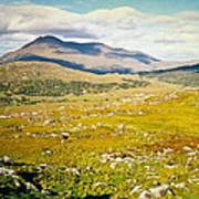 Irish Landscape 101 Poster