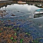 Irish Low Tide Poster