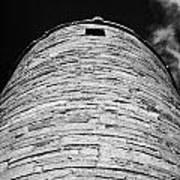 Irish Round Tower Poster