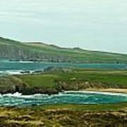 Irish Sea Coast 4 Poster