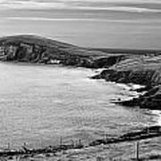 Irish Western Coast Poster