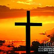 Isaiah 9-6 Niv Poster