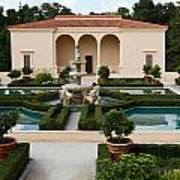 Italian Renaissance Garden Poster