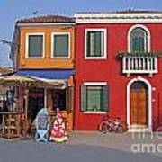 Italy Venice  Poster