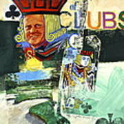 Jack Of Clubs 50-52 Poster