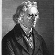 Jacob Grimm (1785-1863) Poster