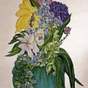 Jade Vase  Poster