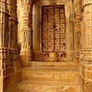 Jaisalmer Palace Poster