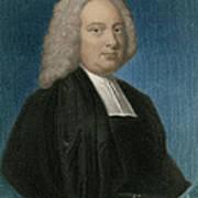 James Bradley, English Astronomer Poster