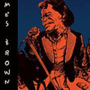 James Brown Poster