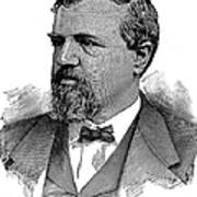 James Clair Flood (1826-1889) Poster