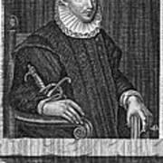 James Crichton (1560-1582) Poster