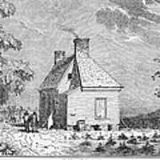 James Monroe Birthplace Poster