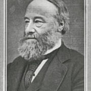 James Prescott Joule, British Physicist Poster
