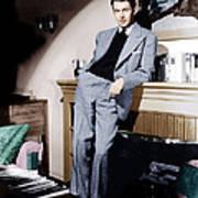 James Stewart, Ca. 1940s Poster by Everett