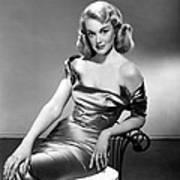 Jan Sterling, 1950s Poster