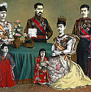 Japan: Imperial Family Poster