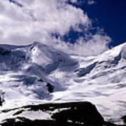Jasper - Mt. Athabasca  Poster