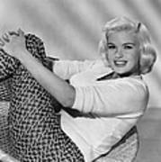 Jayne Mansfield, Ca. Late 1950s Poster by Everett