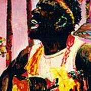 Jazz Musician Poster