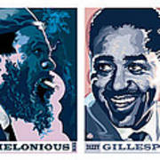 Jazz Portrait Series Part 1 Poster