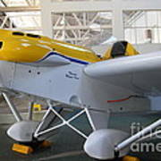Jdt Mini Max 1600r . Eros . Single Engine Propeller Kit Airplane . 7d11169 Poster