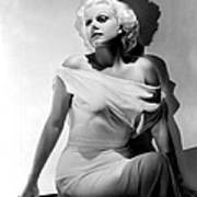 Jean Harlow Poster by Everett