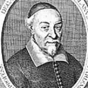 Jean Riolan, French Anatomist Poster