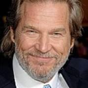 Jeff Bridges At Arrivals For Premiere Poster