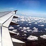 Jet Blue Takeoff Poster